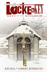 "JOE HILL OG GABRIEL RODRIGUEZ: ""LOCKE AND KEY 4 – KEYS TO THE KINGDOM"""