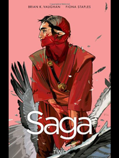 "BRIAN K. VAUGHAN & FIONA STAPLES: ""SAGA VOL. 2"""