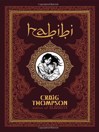 "CRAIG THOMPSON: ""HABIBI"""