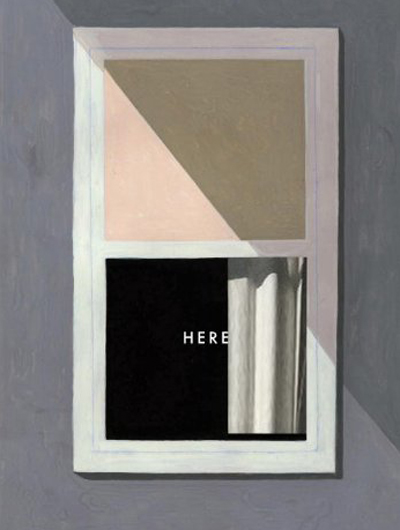 "RICHARD McGUIRE: ""HERE"""