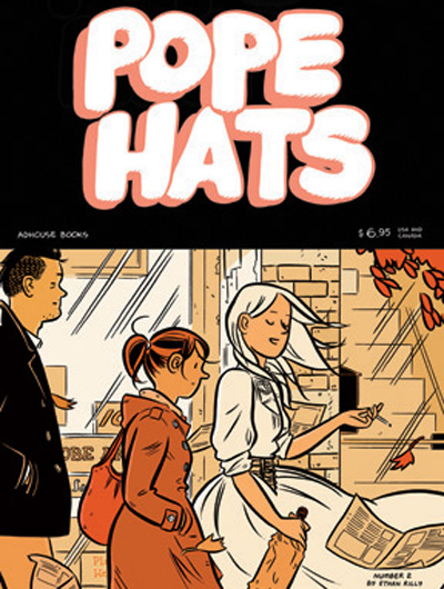 "ETHAN RILLY: ""POPE HATS 2"""