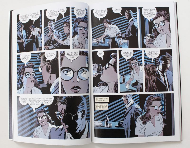 "ED BRUBAKER/SEAN PHILIPS: ""THE FADE OUT. 1 & 2"""