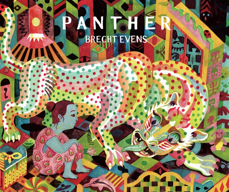 "BRECHT EVENS: ""PANTHER"""
