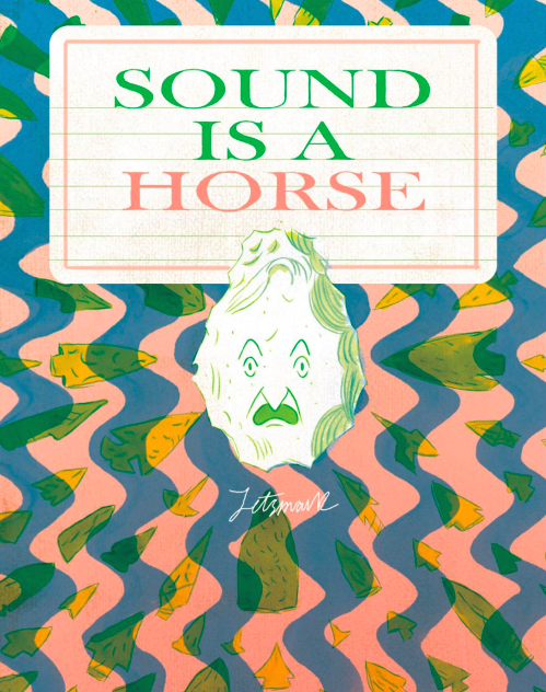 """Sound is a Horse"" af Clara Jetsmark"